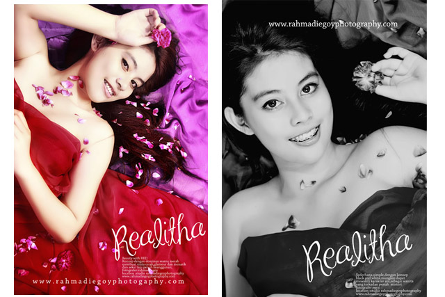foto model gadis cantik rea by rahmadi egoy photography