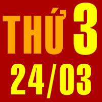 Tử vi 24/3/2015 Thứ ba - 11 Thần Số hôm nay