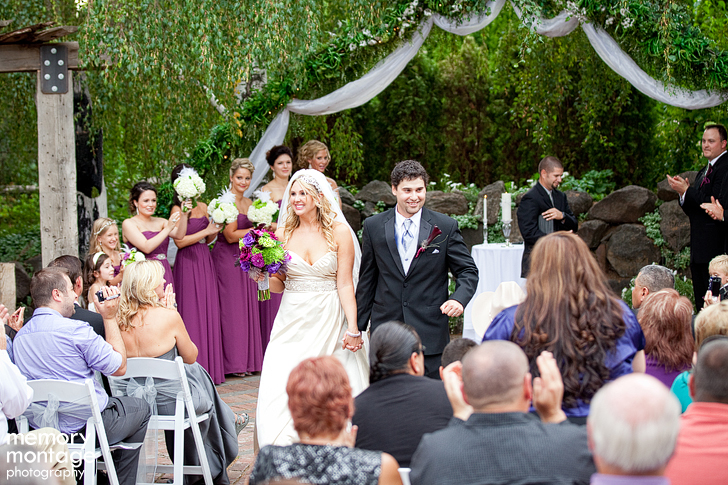 cascade garden yakima wedding photography