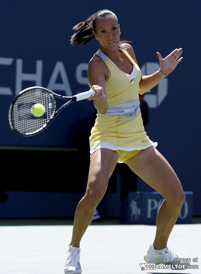 Ana Ivanovic cameltoe pictures during Tennis match