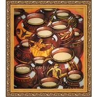 батик роспись ручная работа каталог рукодельных блогов