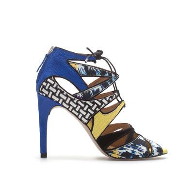 Zara sandalias