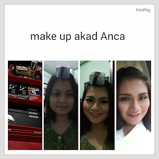 Make Up Akad nya anca