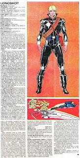 Longshot (ficha marvel comics)