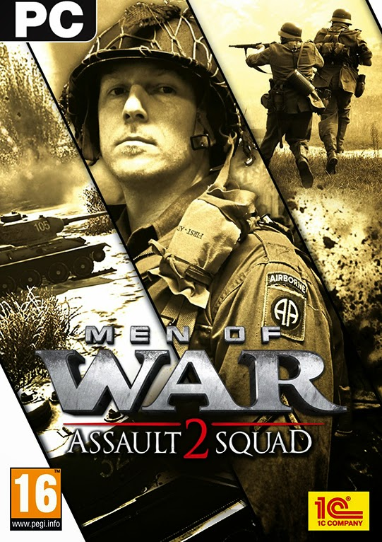 Download - Jogo Men of War Assault Squad 2-RELOADED PC (2014)