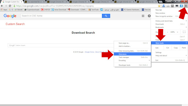 Download the latest version of Google Chrome free in