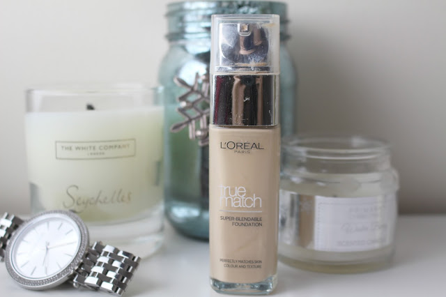 Loreal True Match Foundation Review Beauty Blog