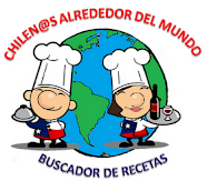 Buscador de recetas chilenas