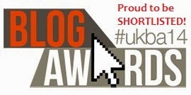 So proud to be shortlisted!