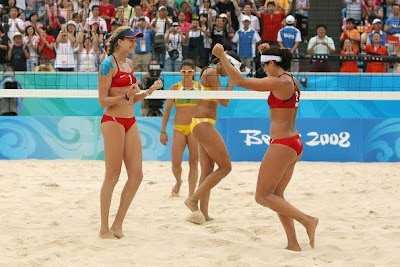 Women Beach Volleyball