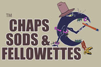 Chaps, Sods and Fellowettes