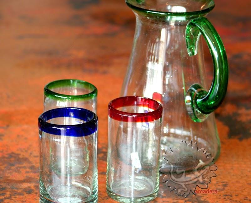 Amadera meuble et d coration le charme thique du - Place du verre a eau sur une table ...