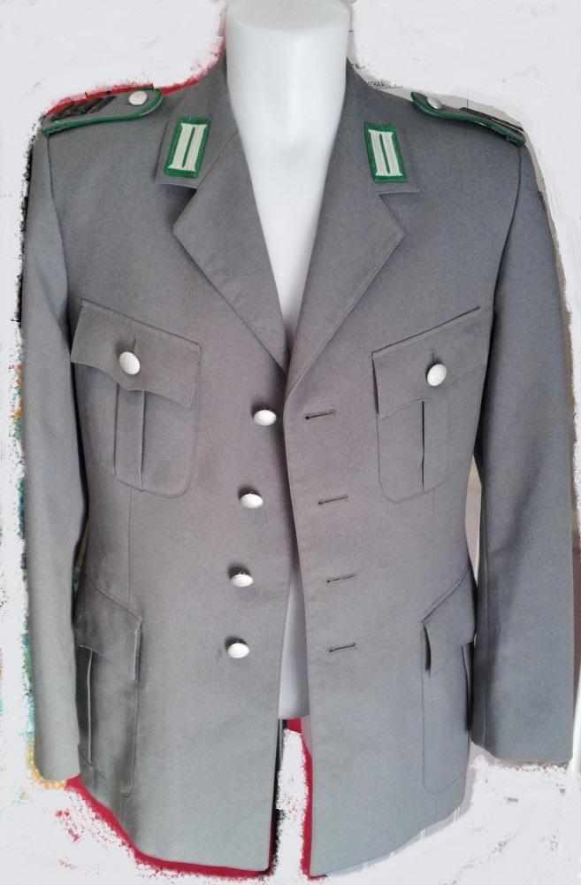veste officier homme vintage veste militaire vert uni armee francaise. Black Bedroom Furniture Sets. Home Design Ideas