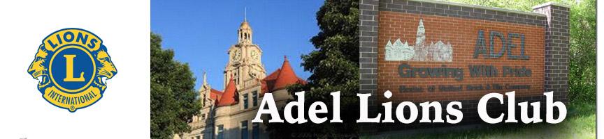 Adel Lions Club