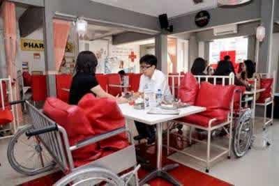 Restoran Unik Hospitalis