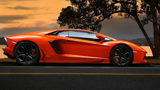 Aventador Lamborghini HD Wallpaper