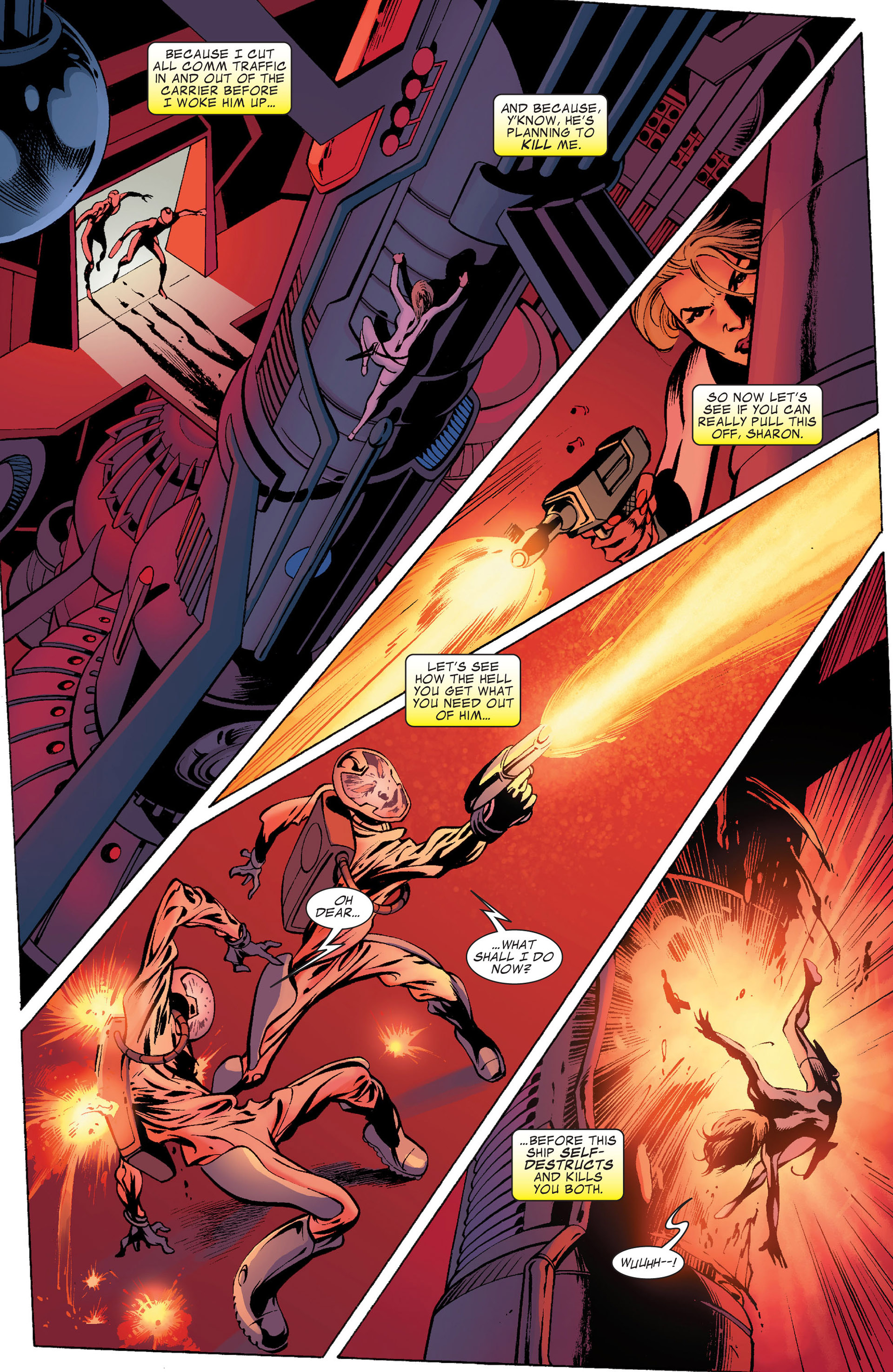 Captain America (2011) Issue #9 #9 - English 7