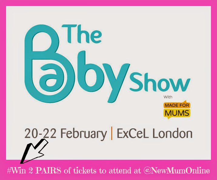 The Baby Show London February 2015 win tickets here