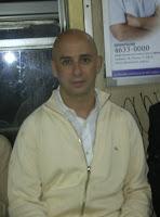 Legislador porteño Martín Ocampo