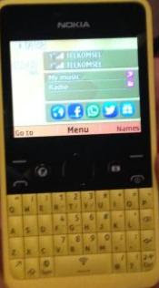 Harga Nokia Asha 210
