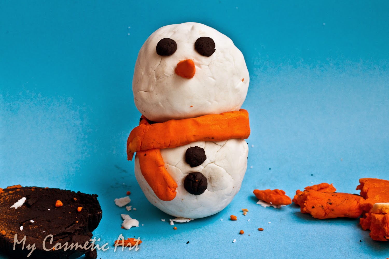 Snowman fun lush muñeco de nieve