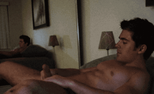 Zac Efron Naked For Real 6