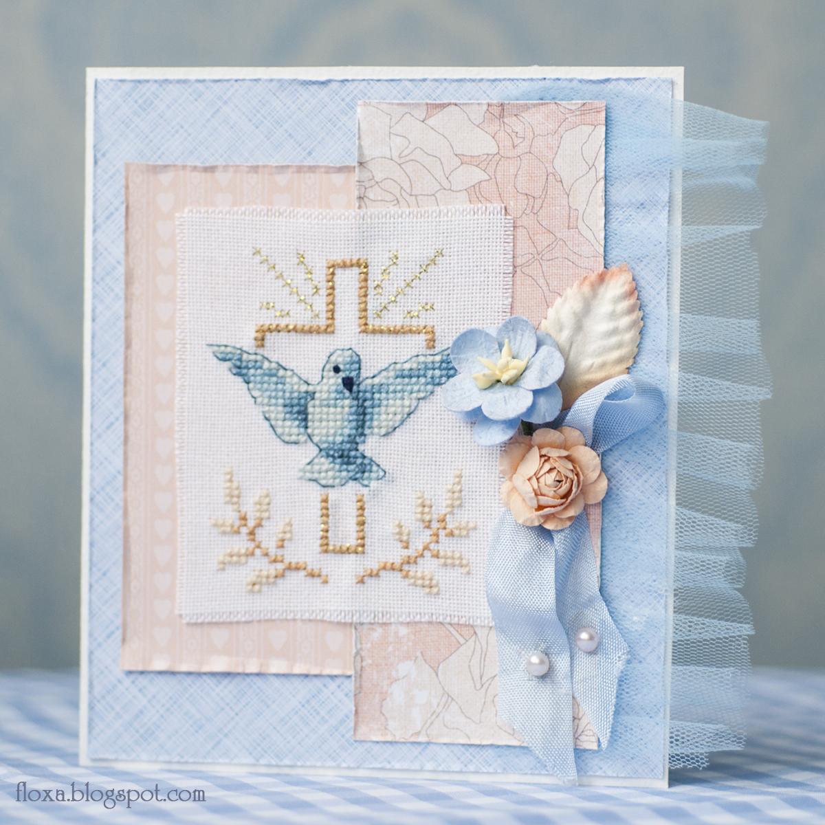 Крестины, крещение: открытки, конвертики, коробочки и прочее 97