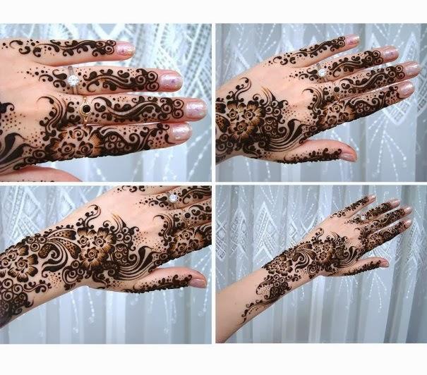 Ring Ceremony Mehndi Design : Amelia mehndi design for wedding ceremony all the