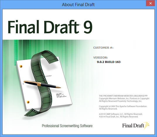 Download Final Draft 9.0.2 build 136 Full Crack - Download Software Gratis | Game Android Gratis ...