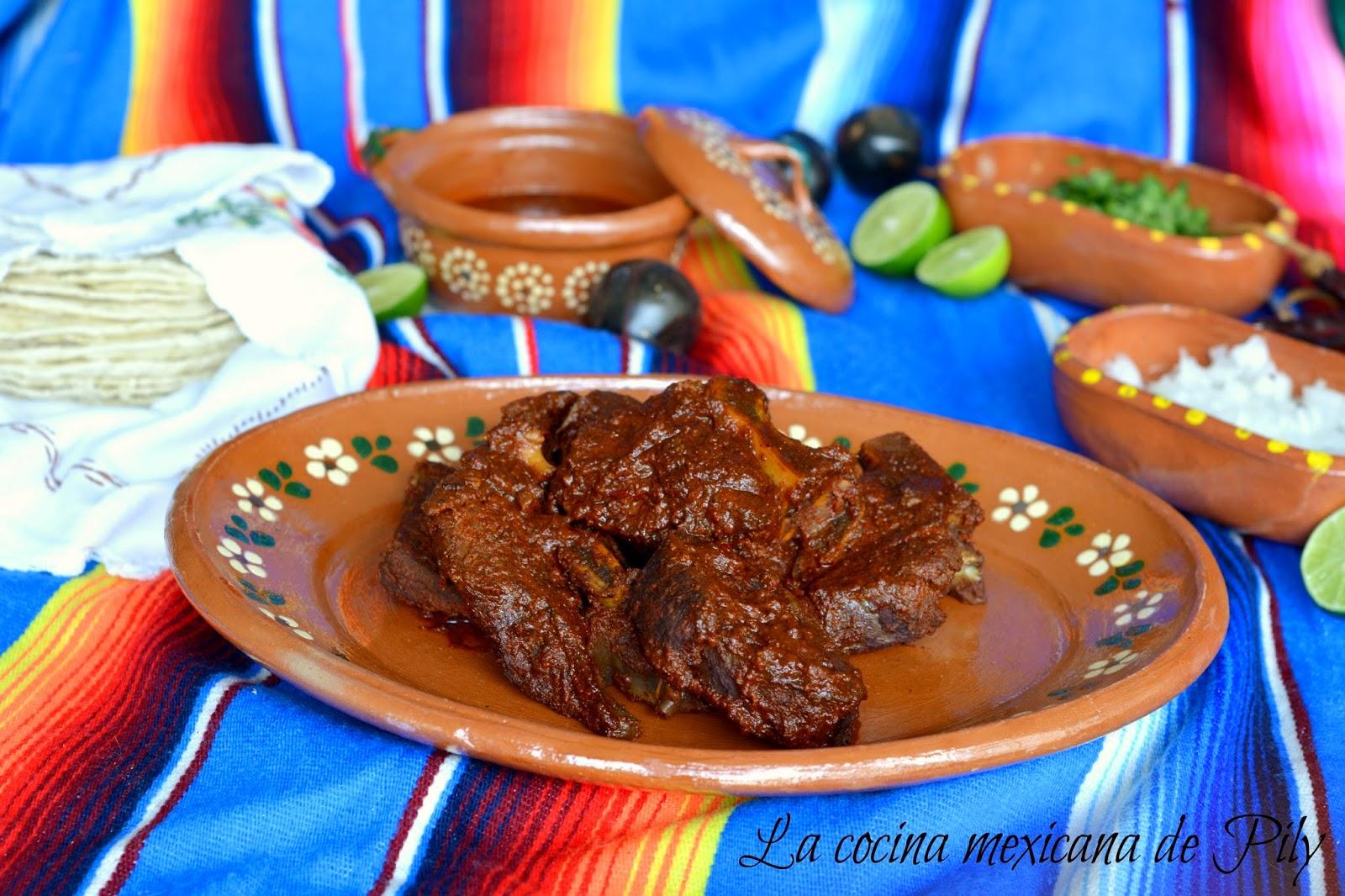 Barbacoa de chivo receta for Para barbacoa