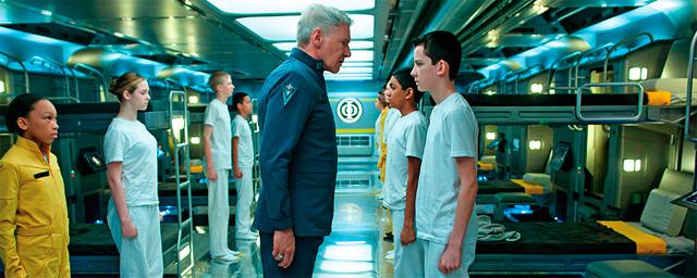 Imágenes de la película de El Juego de Ender