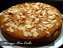 resep mango tea cake