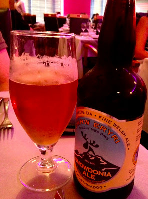 Snowdonia Pale Ale from Purple Moose brewery