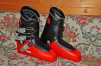 Горнолыжные ботинки Горнолыжные сапоги Салво горные лыжи хлам барахло дача отдых ностальгия родители