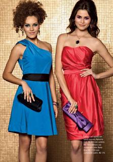 Colección Vestidos de NocheVieja 2012 elegante