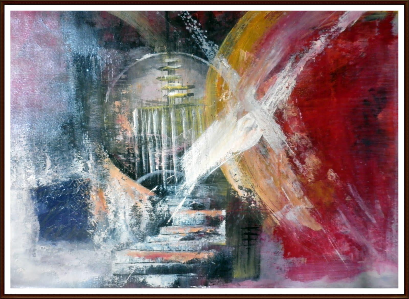 Art creativo-esoterico NVG-obra de Soledad Vallejo Gomez