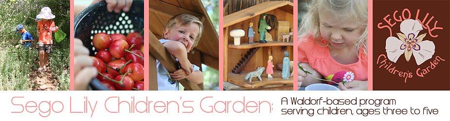Sego Lily Children's Garden