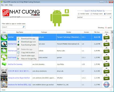 cara download aplikasi android dari pc