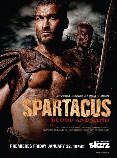 Xem Phim Spartacus: Máu Và Cát