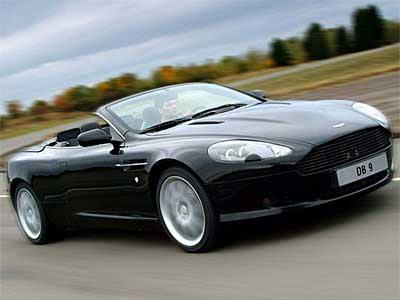 Best Aston Martin DB9 Volante