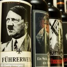 Hitler wine causes furor