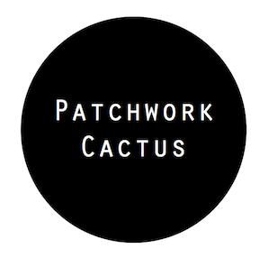 patchwork cactus