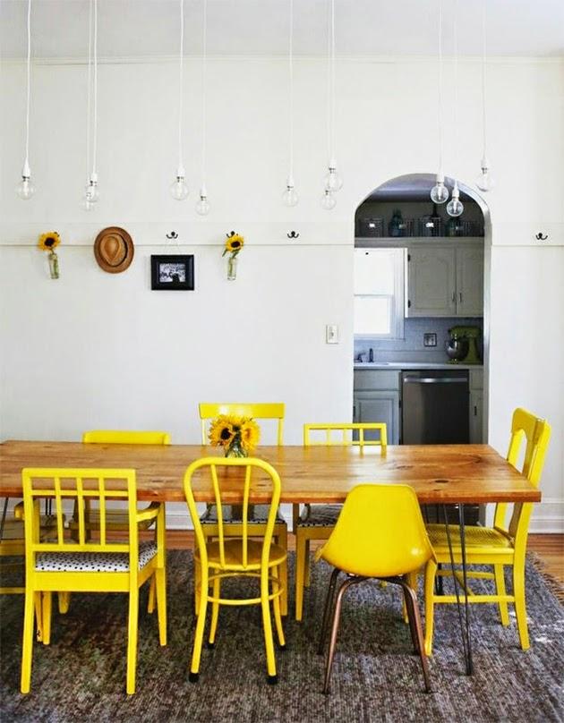 30 inspirations d co pour votre salon blog d co mydecolab - Salon salle a manger deco ...