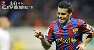 Liputan Bola - Barcelona telah menerima keinginan Pedro Rodriguez untuk meninggalkan Camp Nou pada bursa transfer musim panas ini. Pemain sayap berusia 28 tahun itu akan dijual ke Manchester United (MU).