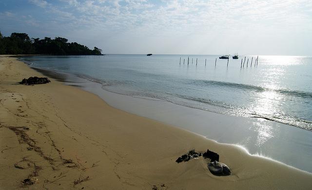 Playa Bai Dai en Vietnam