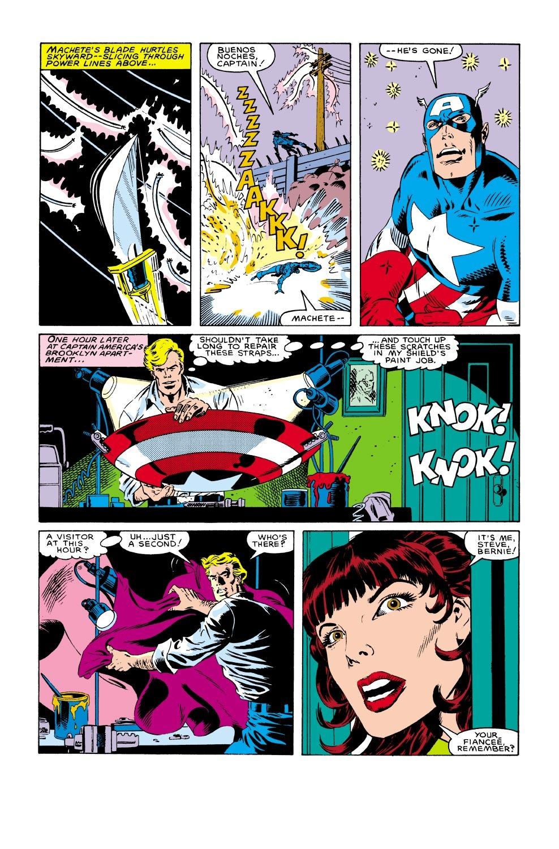 Captain America (1968) Issue #302 #230 - English 12