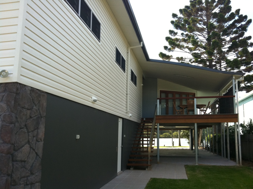 Austech external building products sustainable durable duratuff select vinyl cladding for Sustainable exterior cladding materials