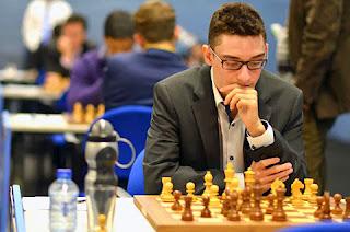 Échecs : l'Italien Fabiano Caruana - Photo © ChessBase
