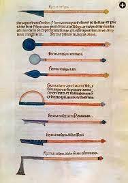 Középkori sebészeti eszközök