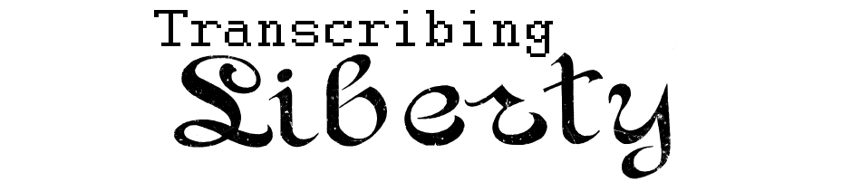 Transcribing Liberty